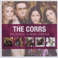THE CORRS - ORIGINAL ALBUM SERIES/ BOX-SET 5 CD POP NEW+