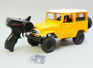 RC 1/16 Truck TOYOTA FJ40 Land Cruiser 4X4 RC Rock Crawler  *RTR*  W/ UPGRADES