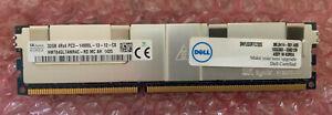 SK Hynix 32GB 4Rx4 PC3-14900L DDR3 RAM 240-Pin Server Memory HMT84GL7AMR4C-RD