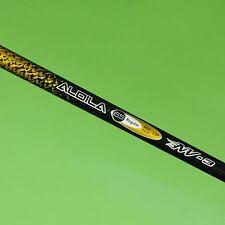 """Genuine ALDILA NV-3 Grafite Da Uomo 65g Reg FLEX No. 4 Ferro Golf Albero 39,5 """"NUOVO"""