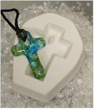 Petite Holey Cross - Glass Fusing Mold