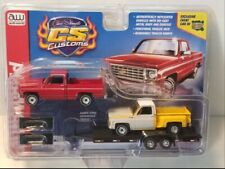 Auto World CS Customs Exclusive 1st time package 2 truck & trailer 1 of 504 CPCC