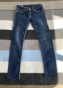 True Religion Women's Jeans Size 8 Low Rise