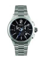 Breil Milano 939 Collection Chronograph bw0541 Analogue Stainless Steel Silver
