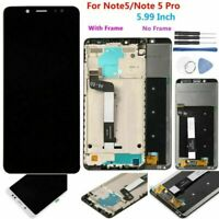For Xiaomi Redmi Note 5 Pro/Note 5 LCD Touch Screen Display Digitizer 2 Replace