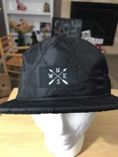 North South East West Weather Vain Winter Black Snapback Baseball Cap