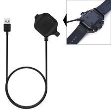 For Garmin Forerunner 25 GPS Running USB Fast Charger Cable Charging Clip Small