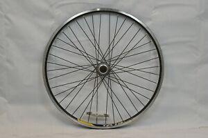 "Alexrims TA19 Front 26"" MTB Bike Wheel OLW100 18mm 40S 6061-HT6 BlacK US Charity"