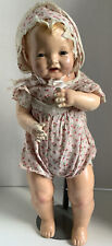 Antique 1924 Effanbee Bubbles Composition Doll 18