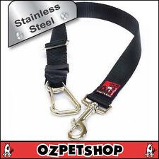 BlackDog - Black Dog Wear Ute Lead - Stainless Steel