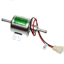 New Universal Electric Gas Diesel fuel pump Inline Low Pressure 12V HEP-02A