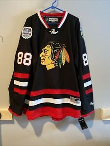New Chicago Blackhawks  Patrick Kane Reebok Center Ice Jersey Stadium Series