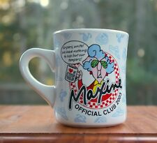 Maxine Official Club 2003 Gripers Unite! Lose Tempers Coffee Mug Wagner Hallmark