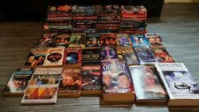 More details for job lot 50+ star trek books novels non-fiction tos tng ds9 etc. used condition
