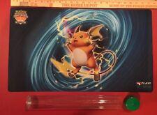 Pokemon TCG Raichu Regional Championships 2016 Playmat