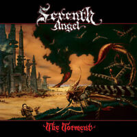 SEVENTH ANGEL-THE TORMENT (Legends Remastered) CD, 2018, Retroactive Xian Thrash