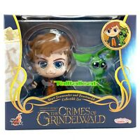 Hot Toys The Crimes of Grindelwald ( Newt Scamander & Bowtruckle ) Cosbaby Set