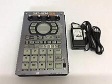 Roland SP-404SX Liner Wave Sampler w/ Power 100-240V Japan