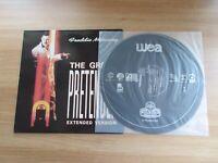 FREDDIE MERCURY - The Great Pretender Korea Orig LP 1987 QUEEN