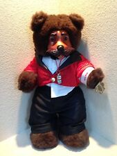 "Robert Raikes Bear Circus Collection ""RINGMASTER"" 26"""