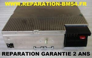 SERVICE REPARATION MODULE AMPLI BECKER BM54 problème son BMW E46 X5 E53 E39 E38