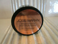 JOSIE MARAN ARGAN OIL BODY BUTTER GOLDEN WHITE GOLD RADIANCE 2 OZ SEE DETAILS