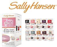Sally Hansen Salon Insta Gel Nail Polish Strips Long Wear (Kit) You PIck
