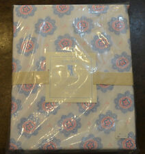 NIP 4P Pottery Barn Kids Pink CHELSEA Medallion Sheet Set QUEEN