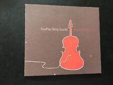 Fourthcoming - String Quar Fourplay Compact Disc Oz Seller