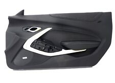 84557760 Door Panel Leather Black RH Passenger Side 2019 Chevrolet Camaro
