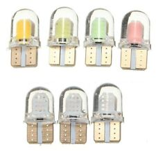 4 LAMPADE AUTO LED T10 W5W COB SMD CANBUS   Luce Rossa Bianca Blu Lampadine t10