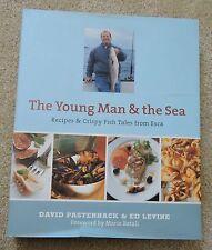 ESCA trattoria NYC Chef Dave Pasternack cookbook recipes FISH SEAFOOD hardback