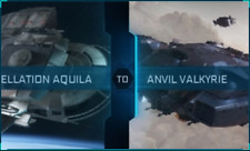 Star Citizen - Constellation Aquila to Anvil Valkyrie CCU (Ship Upgrade)