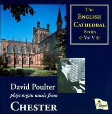 English Cathedral Series Volume V (Poulter) CD (2006)