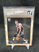 2016-17 Donruss Rated Rookie Caris LeVert #167 Brooklyn Nets HOT!!! - P55