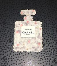 Chanel Black, White & Pink Empty Holiday Gift Box 2005 8x8x3