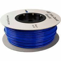 John Guest LLDPE Tubing 1/4 OD, Blue (500 ft. Roll) PE-08-BI-DF-B  - 1 Each