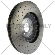 Disc Brake Rotor-Shelby GT350 Front Left Centric fits 2015 Ford Mustang