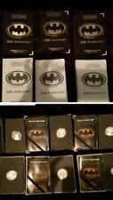 Batman 50th Anniversary Coins (set of 6)