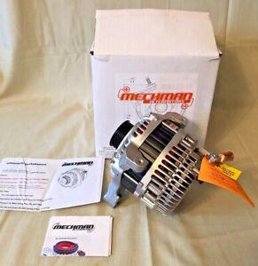 Mechman E Series 240 Amp Mitsubishi V Mount Alternator for Ford PCM NEW 11026240