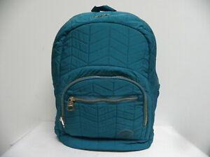 Roxy Big Big Love Canvas Deep Lake Backpack