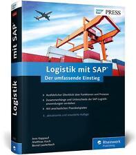Logistik mit SAP von Jens Kappauf, Bernd Lauterbach und Matthias Koch (2015, Geb