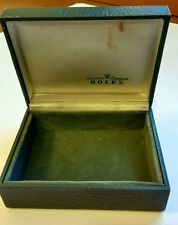Vintage ROLEX Green Triangle Box COFFIN Daytona GMT Submariner 5513 6536 5508