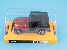 1/43 POLISTIL AE A E. 74 JEEP CJ-5 IN BOX FONDO MAGAZZINO [OL3-33]