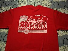 Medium- NHRA Pomona Museum Staff Unknown Brand T- Shirt