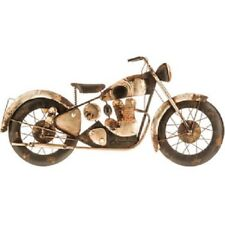 New Large Rustic Metal Motorcycle Metal Vintage ManCave Home Bedroom Wall Decor