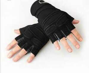 Gym Gloves Sports Exercise Weight Lifting Gloves Body Building Training Fitness