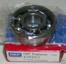 6303/C3 SKF Cuscinetto Albero Motore Piaggio Vespa misura 17/47/14