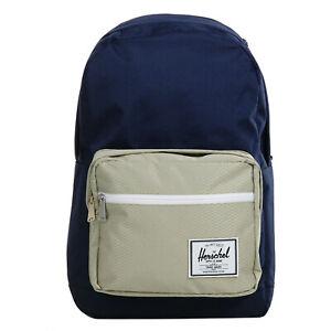 Herschel Supply Co. - Pop Quiz Backpack - Peacoat / Eucalyptus