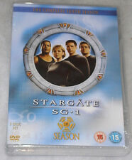 Stargate SG-1 Season 10 Ten Complete DVD Box Set - NEW & SEALED UK